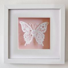 Some prettiness for your little girl's room!