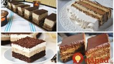 Archívy Recepty - Page 3 of 786 - To je nápad! Vanilla Cake, Tiramisu, Food And Drink, Ethnic Recipes, Desserts, Hampers, Tailgate Desserts, Deserts, Dessert