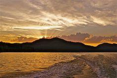 Whitefish Lake - Montana