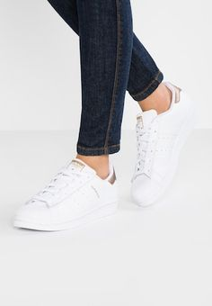 premium selection ec207 0c3c6 STAN SMITH NEW BOLD - Baskets basses - footwear white offwhite   ZALANDO.FR  🛒