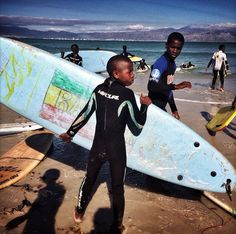 Native Afrikan Surfers
