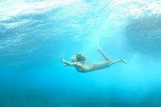 underwater :)