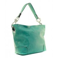 Fashion Shoulder Hobo Handbag | Available in Green, Brown, Burgundy, Grey, Coffee, and Nude. Only $39.95 (USD). Ships to USA , Canada, Australia, UK, and any US Military address.
