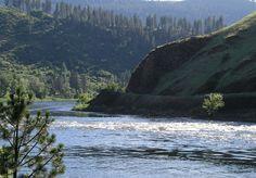 Orofino Idaho, Clearwater river....summer at Grandma & Grandpa's every summer. Loved it!