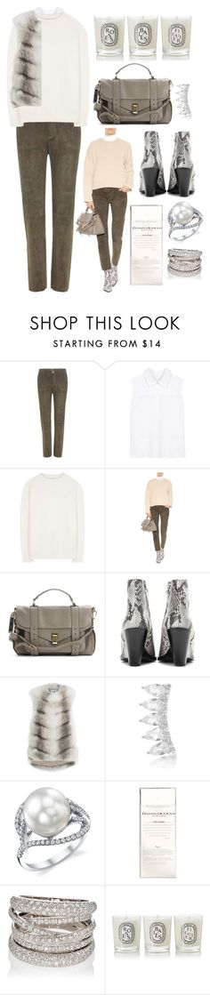 """""""Scribble"""" by cherieaustin on Polyvore featuring STOULS, Victoria, Victoria Beckham, Acne Studios, Proenza Schouler, Manzoni 24, Donna Karan, Sidney Garber and Diptyque"""