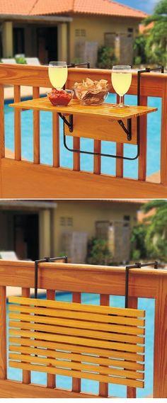 Folding Deck Table - Craze Trend