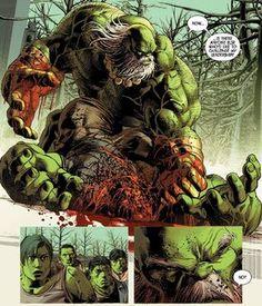 Maestro Hulk in Old Man Logan Hulk Marvel, Marvel Dc Comics, Marvel Heroes, Marvel Characters, Marvel 2099, Avengers, Marvel Villains, Marvel Universe, Comic Books Art