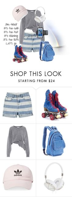 """sporty."" by annapey ❤ liked on Polyvore featuring STELLA McCARTNEY, Balenciaga, Puma, adidas and Frends"