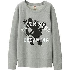 Disney Project LONG SLEEVE SWEAT PULLOVER