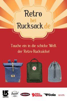 #Retro ist total im Trend - da halten wir mit! Auch bei uns findet Ihr schicke Rucksäcke im Retro-Design.  Zum Beispiel den #Fjällräven #Kanken http://www.rucksack.de/marken/fjaellraeven/8980/fjaellraeven-kanken oder den #Gola #Barlowe http://www.rucksack.de/rucksaecke/everyday/tagesrucksaecke/23087/gola-barlowe oder den #Herschel #Hanson http://www.rucksack.de/rucksaecke/everyday/tagesrucksaecke/25538/herschel-hanson-wo  Schaut doch mal vorbei, vielleicht ist Euer neuer Lieblingsrucksack…