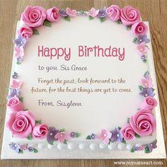 Happy Birthday Babli Cake