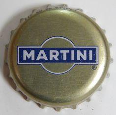 Martini Bianco Bottle Top, Martini, Crown, Logos, Iron, Plugs, Sheet Metal, Drinks, Corona
