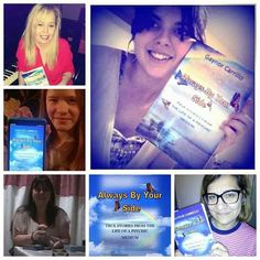 #alwaysbyyourside #siempreatulado love pics with readers and my books. Thankyou
