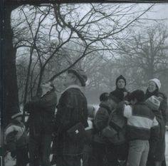 January 7, 1988 Crabtree Nature Center winter walk.