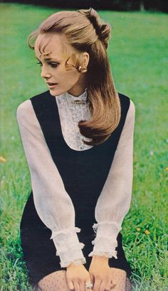 Seventeen Magazine Editorial 1968 | by barbiescanner