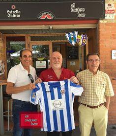 Equipo de fútbol de Guadalajara (España):   Alberto Matias Ruiz. Gerente del Bar Al Mateo re...