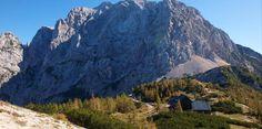 Kranjska Gora / Vršič Pass, the highest mountain pass in the Julian Alps.