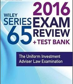 Geriatricarea transformacion digital central informativa del wiley series 65 exam review 2016 test bank the uniform investment advisor law examination fandeluxe Images