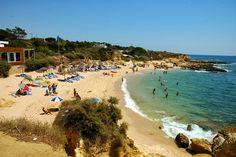 Praia do Lourenço, Albufeira. Algarve, Portugal