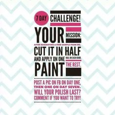 jamberry 7 day challenge card | DARE you to try the 7 day challenge! https://graceliles.jamberry.com/us/en/                                                                                                                                                      More