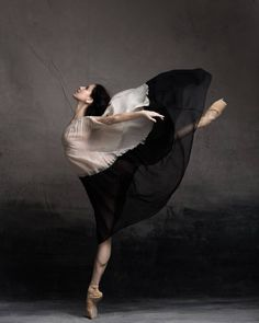 Sonia Rodriguez, Principal dancer with the National Ballet of Canada. Pnoto Karolina Kuras
