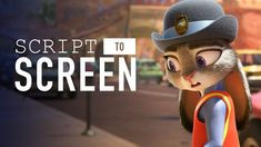 Nick Wilde's Pawpsicle Hustle | Script to Screen by Disney Nick Wilde, Judy Hopps, Disney Instagram, Zootopia, Disney Family, Hustle, Script, Singing, Youtube
