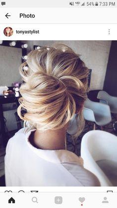 #hairstylesrecogido
