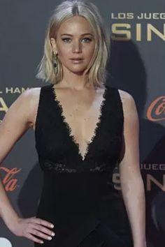 Inspire-se em Jennifer Lawrence e aprenda quatro truques para ser sexy na medida