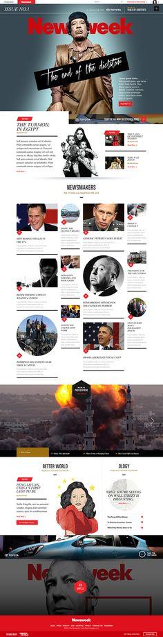 Newsweek - Los websites de la semana1# 02/2016