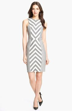 Milly Stretch Woven Dress | Nordstrom