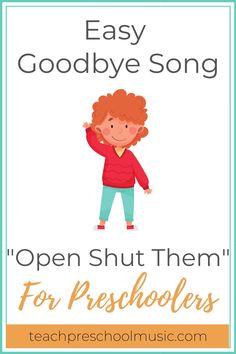Easy Goodbye Song ·