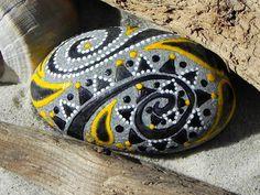 Encanto / pintado de las rocas / piedras de por LoveFromCapeCod