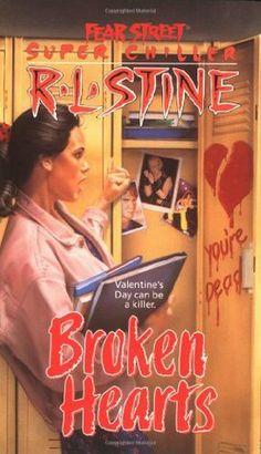 Vol. 4 R. L. Stine Fear Street Super Chiller Broken Hearts