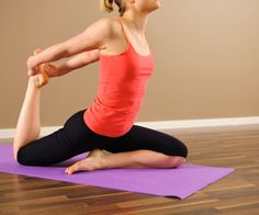 Tight Hips? Try these Exercises! #dance #hips #stretch