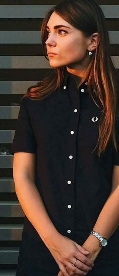 Fred Perry Girls 2314