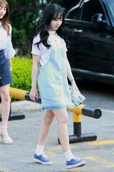 Twice Nayeon Airport Fashion | Official Korean Fashion