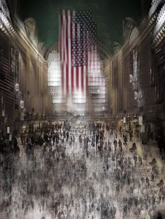 The Hustle and Bustle of Grand Central Terminal