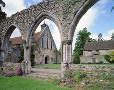 Beaulieu Abbey, Hampshire
