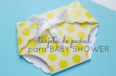 Tarjeta de mameluco para Baby Shower | Blog de BabyCenter