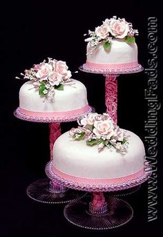 3 tier wedding cake stand - Google Search