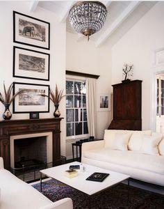 Beautiful Living Room decor idea