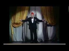 Tommy Cooper doing his unique comedy magic show ❤️
