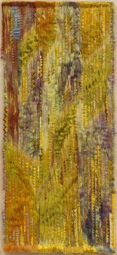Abstractions — Ludmila Aristova Fiber Art