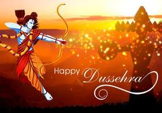 On this special Day, As we Celebrate valor & courage, Triumph of good over evil, May this Dussera, light up for you. The hopes of Happy times, And dreams for a year full of smiles!   Wish you Happy Dussehra!