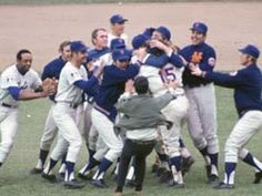 The #Mets won their first #WorldSeries on this day in 1969, beating the Orioles 5-3 in Game 5. Watch one of the best upsets in MLB history! #tbt