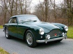 1957 Aston Martin DB MK III: