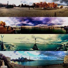 Севастополь - 4 сезона