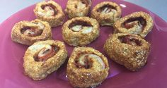 Recepty Dukanova dieta Mozzarella, Doughnut, Muffin, Breakfast, Desserts, Food, Diet, Morning Coffee, Tailgate Desserts