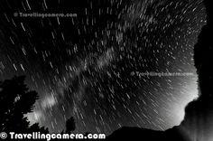 Star Trails at Kullu-Sarahan !