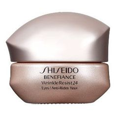 Shiseido - Benefiance WrinkleResist24 Intensive Eye Contour Cream #sephora  TOP SPLURGE-WORTHY EYE CREAMS